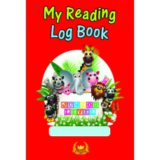 My Reading Log Book - Junior Level (Australia)
