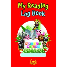 My Reading Log Book - Junior Level ( New Zealand)