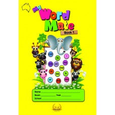 My Word Mate Book 1 - Australia