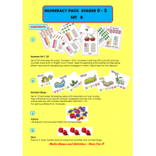 Numeracy Pack Set B
