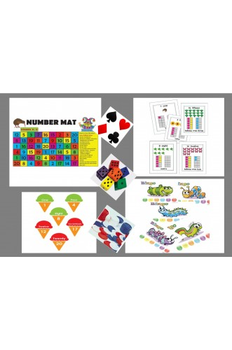Numeracy Kit - Stages 0-3