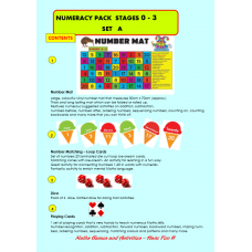 Numeracy Pack Set A