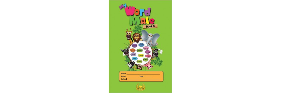 My Word Mate - Book 3