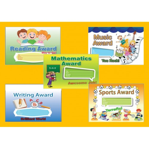 GT Enterprise Awards Certificates Incentives Reading Award – Sports Award Certificates